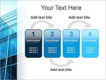 Arranha-céu Modelos de apresentações PowerPoint - Slide 11