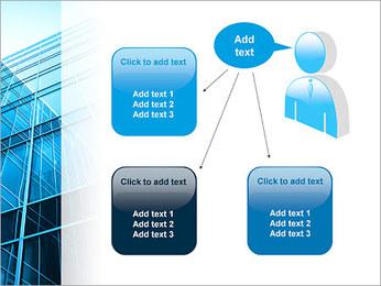 Arranha-céu Modelos de apresentações PowerPoint - Slide 12