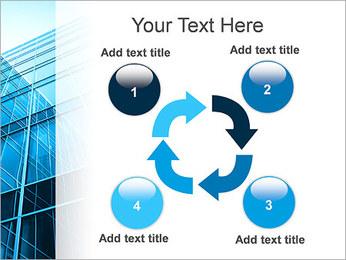 Arranha-céu Modelos de apresentações PowerPoint - Slide 14