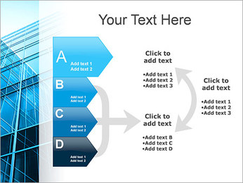 Arranha-céu Modelos de apresentações PowerPoint - Slide 16