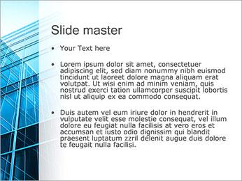 Gratte-ciel Modèles des présentations  PowerPoint - Diapositives 2