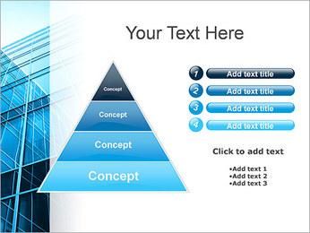 Arranha-céu Modelos de apresentações PowerPoint - Slide 22