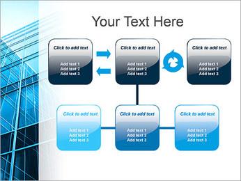 Arranha-céu Modelos de apresentações PowerPoint - Slide 23