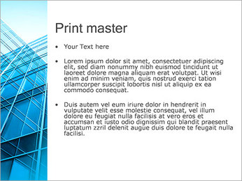 Gratte-ciel Modèles des présentations  PowerPoint - Diapositives 24
