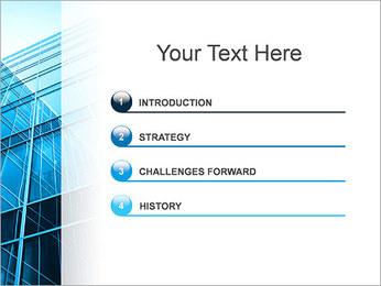 Gratte-ciel Modèles des présentations  PowerPoint - Diapositives 3