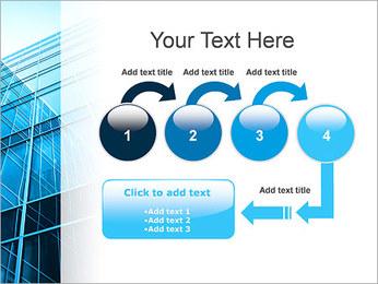 Gratte-ciel Modèles des présentations  PowerPoint - Diapositives 4