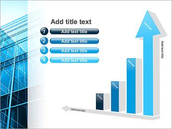 Arranha-céu Modelos de apresentações PowerPoint - Slide 6