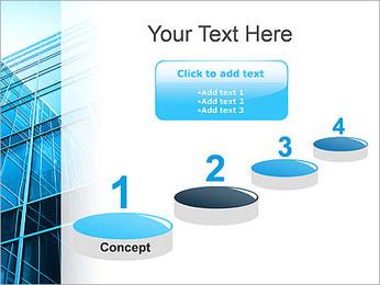 Gratte-ciel Modèles des présentations  PowerPoint - Diapositives 7