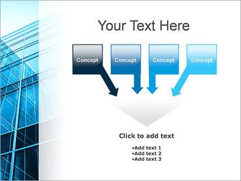 Gratte-ciel Modèles des présentations  PowerPoint - Diapositives 8