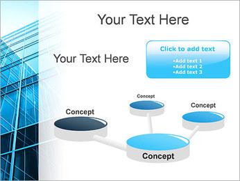 Arranha-céu Modelos de apresentações PowerPoint - Slide 9