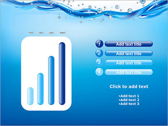 Abstract Water PowerPoint Templates - Slide 18