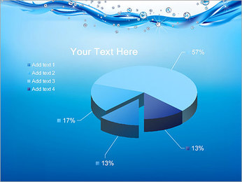 Abstract Water PowerPoint Template - Slide 19