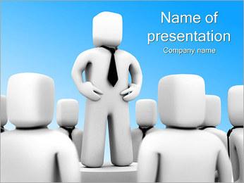 Líder en el grupo Plantillas de Presentaciones PowerPoint