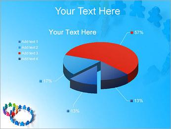 Dos plazas de equipo Plantillas de Presentaciones PowerPoint - Diapositiva 19