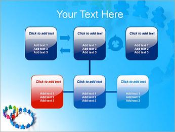 Dos plazas de equipo Plantillas de Presentaciones PowerPoint - Diapositiva 23