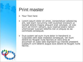 Dos plazas de equipo Plantillas de Presentaciones PowerPoint - Diapositiva 24