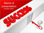 Key To Success PowerPoint Templates