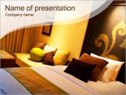 Design Bed PowerPoint Templates