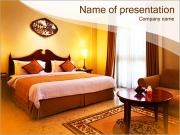 Classical Hotel Room PowerPoint Templates