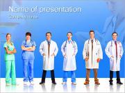 Medical Stuff PowerPoint Templates