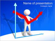 Financial Increase PowerPoint Templates