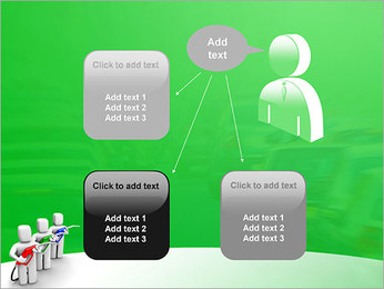 Essence des coûts et de gaz Modèles des présentations  PowerPoint - Diapositives 12