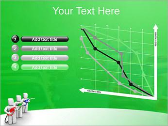Essence des coûts et de gaz Modèles des présentations  PowerPoint - Diapositives 13