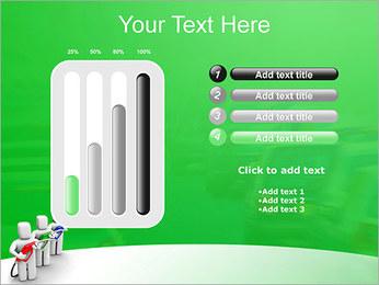 Essence des coûts et de gaz Modèles des présentations  PowerPoint - Diapositives 18