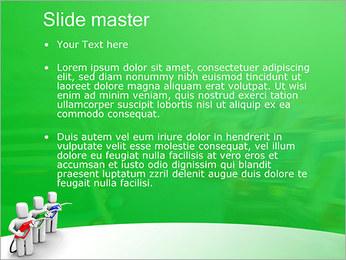 Essence des coûts et de gaz Modèles des présentations  PowerPoint - Diapositives 2