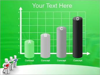 Essence des coûts et de gaz Modèles des présentations  PowerPoint - Diapositives 21