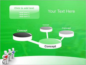Essence des coûts et de gaz Modèles des présentations  PowerPoint - Diapositives 9