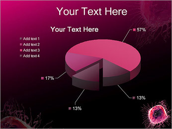 Pink Abstract Object PowerPoint Templates - Slide 19