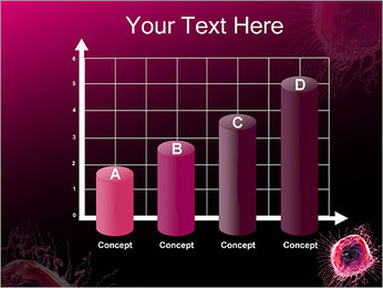 Pink Abstract Object PowerPoint Templates - Slide 21