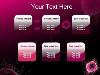 Pink Abstract Object PowerPoint Templates - Slide 23