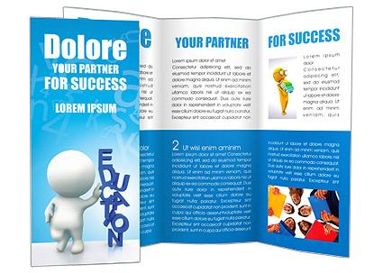 Important Education Brochure Template Design ID - Education brochure templates