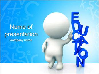 Educação Importante Modelos de apresentações PowerPoint
