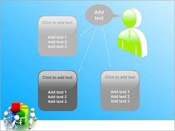 Equipe Positiva Trabalho Modelos de apresentações PowerPoint - Slide 12