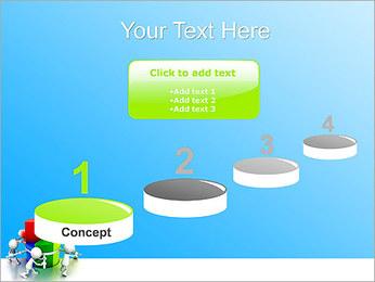 Equipe Positiva Trabalho Modelos de apresentações PowerPoint - Slide 7