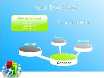 Equipe Positiva Trabalho Modelos de apresentações PowerPoint - Slide 9