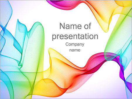 Abstract lines powerpoint template backgrounds id 0000002707 abstract lines powerpoint template toneelgroepblik Images