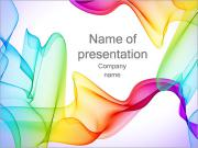 Abstract Lines PowerPoint Templates
