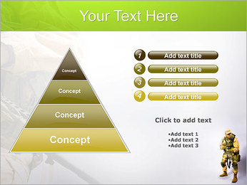 Military Worker PowerPoint Templates - Slide 22