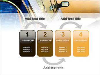 Lavage de voitures Modèles des présentations  PowerPoint - Diapositives 11