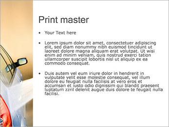 Lavage de voitures Modèles des présentations  PowerPoint - Diapositives 24