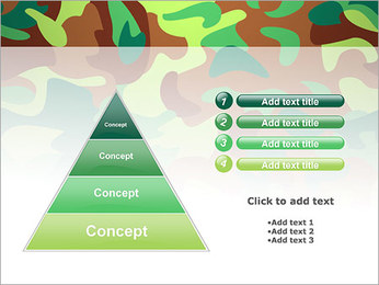 Khaki Background PowerPoint Template - Slide 22