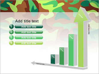 Khaki Background PowerPoint Template - Slide 6