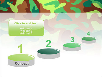 Khaki Background PowerPoint Template - Slide 7
