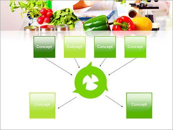 Lab et légumes Modèles des présentations  PowerPoint - Diapositives 10