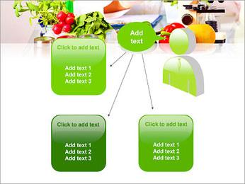 Lab et légumes Modèles des présentations  PowerPoint - Diapositives 12