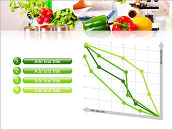 Lab et légumes Modèles des présentations  PowerPoint - Diapositives 13